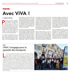 ViVA!_Presse_LePatriote_04Fev