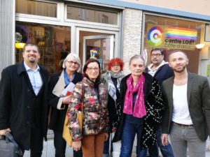 Discussion avec le Centre LGBT