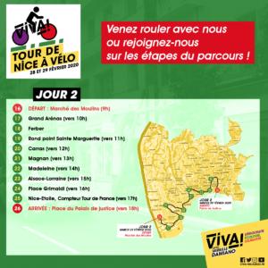 ViVA! Tour de Nice Jour 2 @ Place des Amaryllis