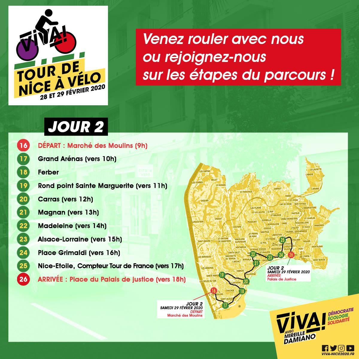 ViVA! Tour de Nice Jour 2