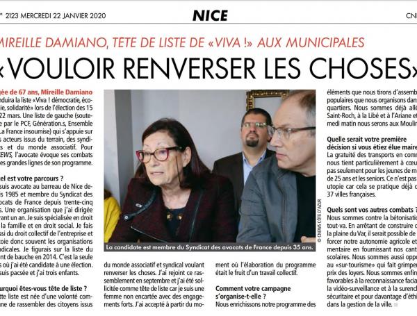 ViVA!_Presse_CNews_22Jan
