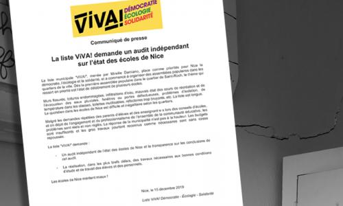 ViVA!_Communiqué_École_Aperçu